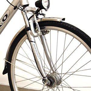 Bremse an einem Trekkingrad